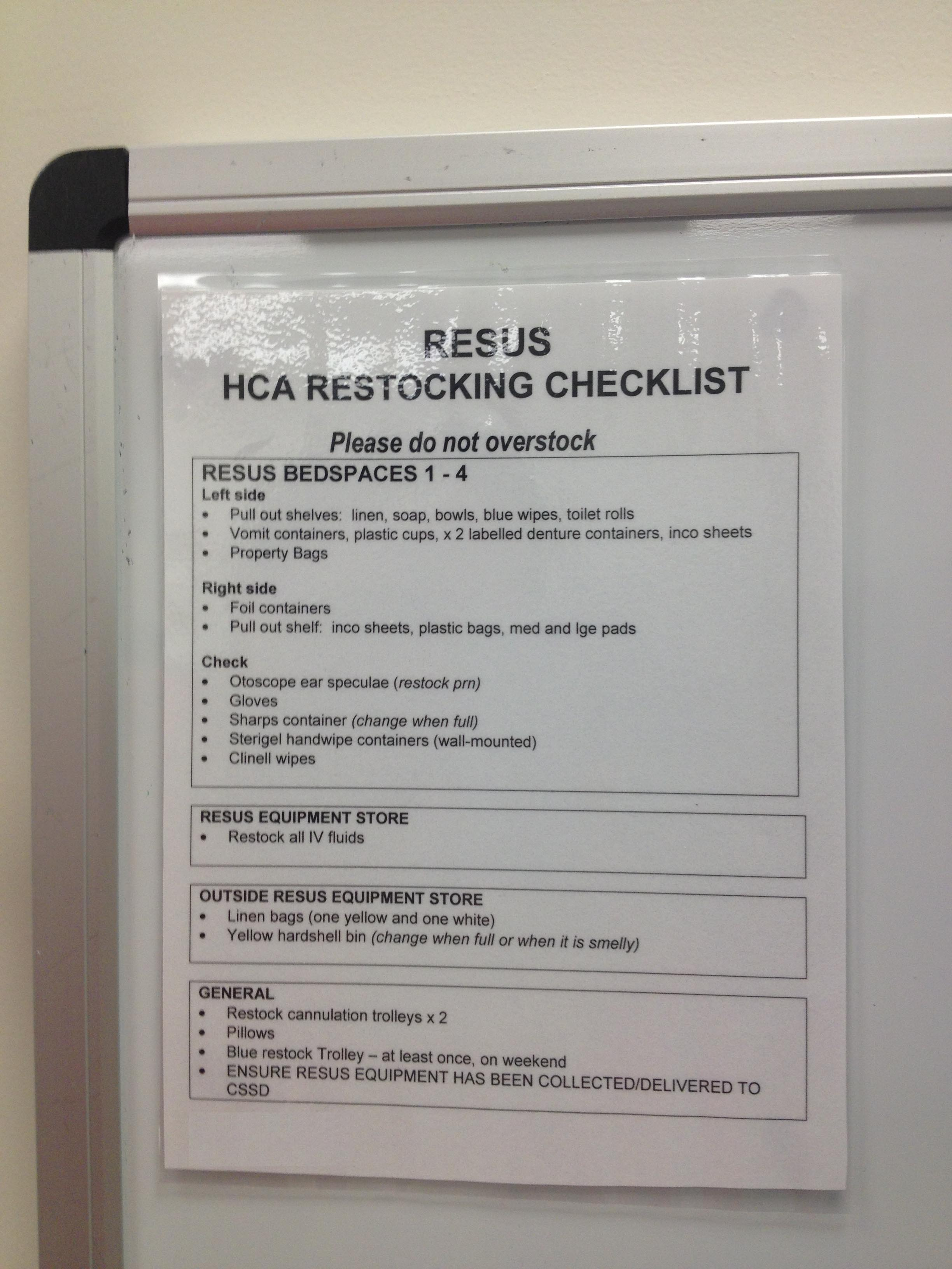 charge nurse duties checklist info gallery of charge nurse duties checklist safety auckland hems