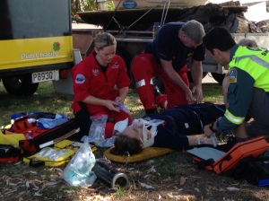 In-situ simulation at Auckland HEMS
