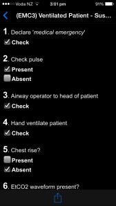 interactive checklists